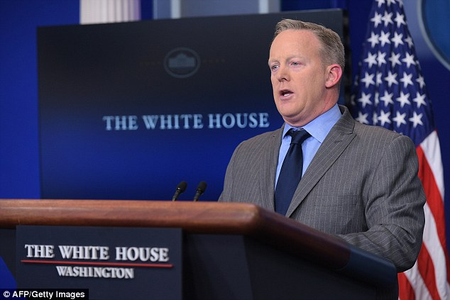 Gum habit: The new White House press secretary is so hooked on Orbit Cinnamint sticks that he tears through two-and-a-half packs by noon. But is that healthy? We explain...