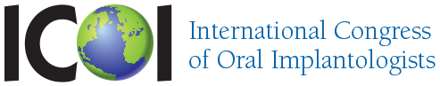International Congress of Oral Implantology.